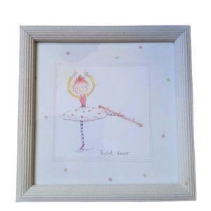 2/$40 Ballet Dancer original creation drawing art